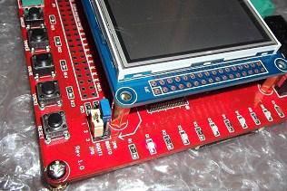 STM32F103ZET6 board