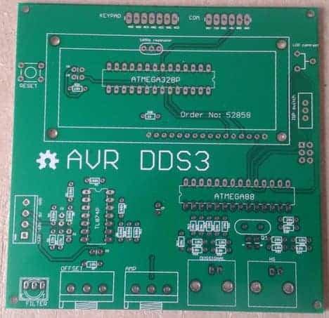 dds3 board