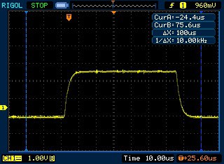 square wave smoothed