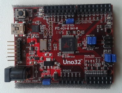 Chipkit Uno32