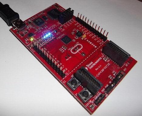 EXP430FR5739_running_LEDS