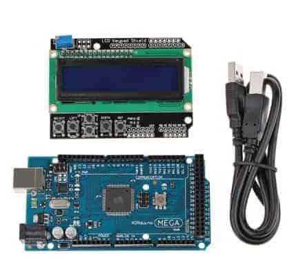 Arduino_Mega256_LCD_keypad
