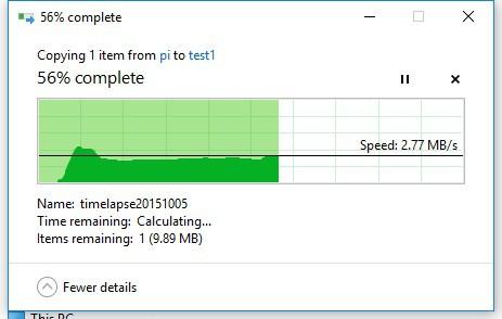 raspberry_pi_nas_upload_speed_WiFi