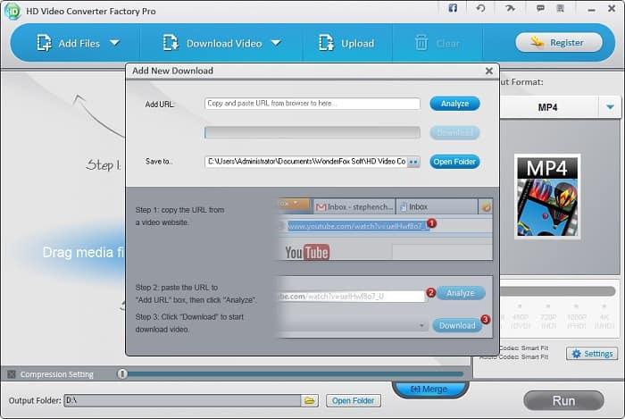 Download Online Video/Audio File