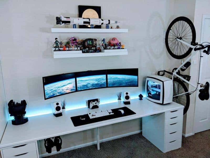 5 Led Lighting Interior Design Ideas, Led Lights For Desk