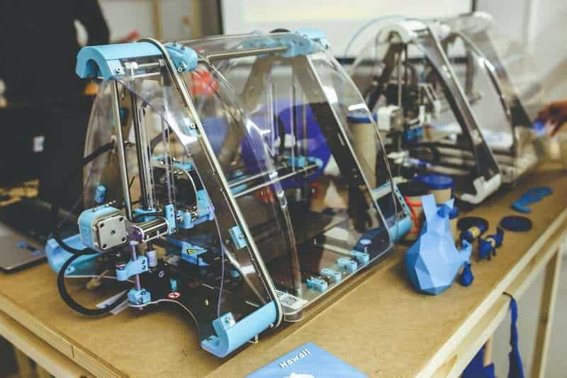 Mini 3D Prints