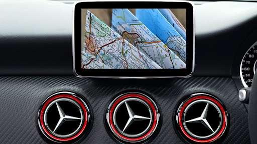 gpas navigation in auto