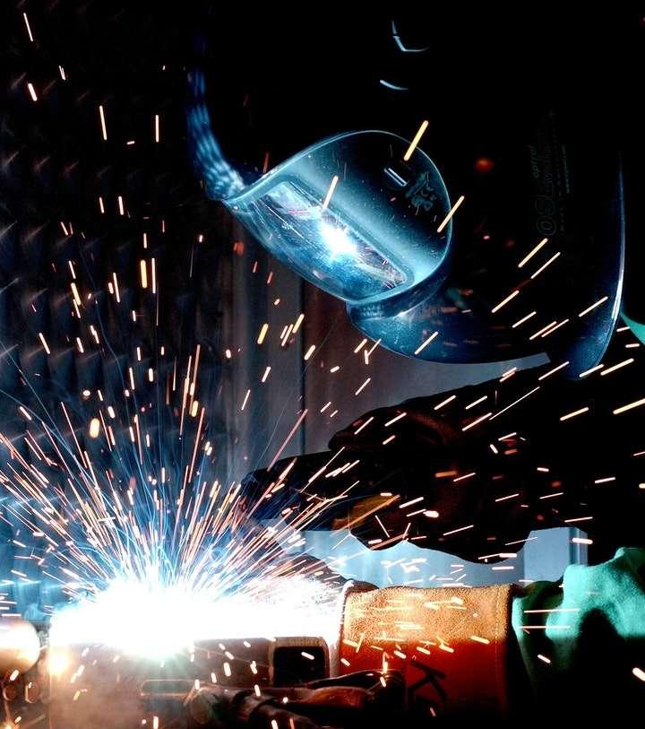 MIG Welding Aluminium