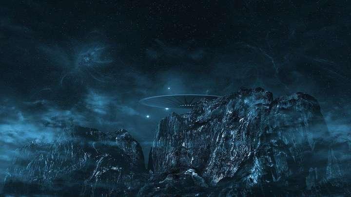 scifi space