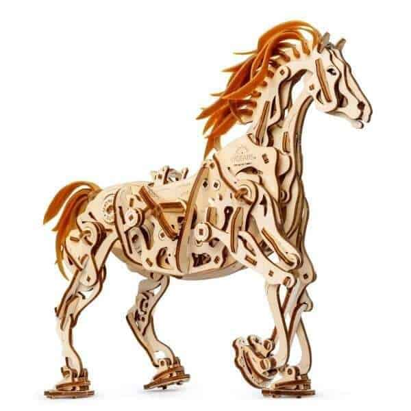 3D Puzzle - a horse