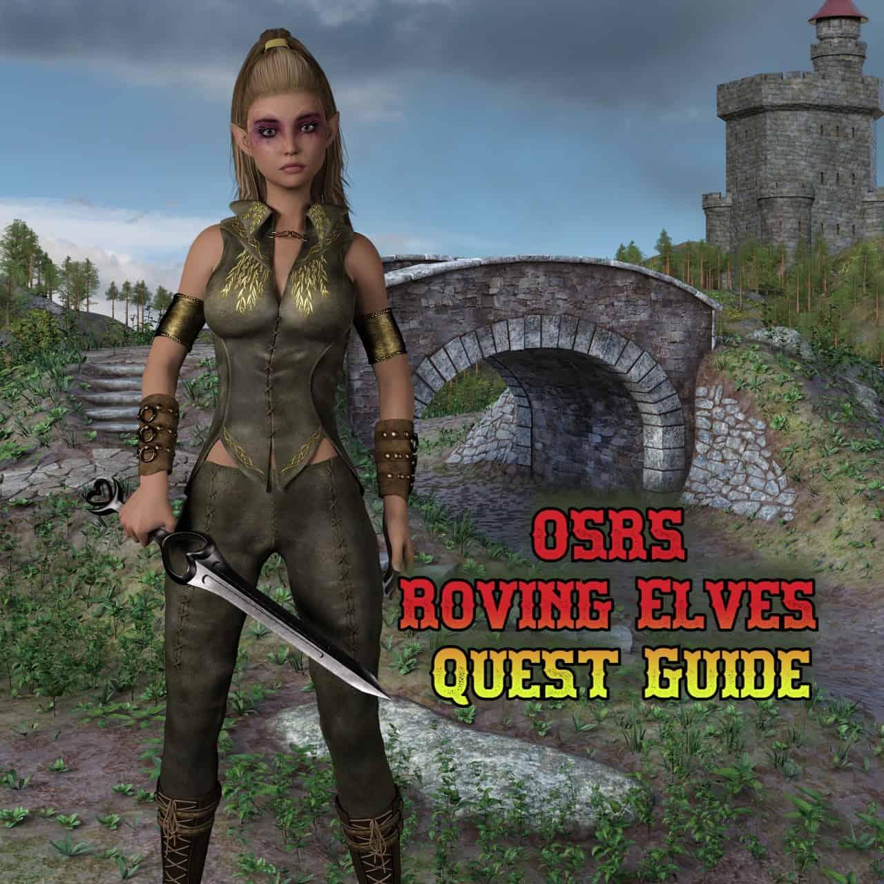 OSRS Roving Elves Quest