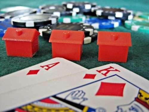 Blackjack's easy setup makes it a popular home favourite