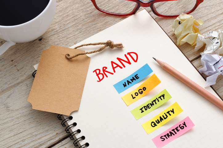 creating brand