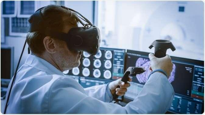 VR technology in medicine