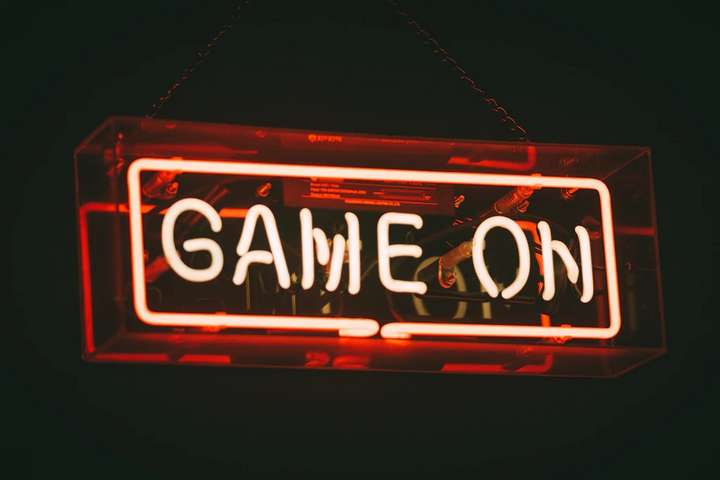 game on