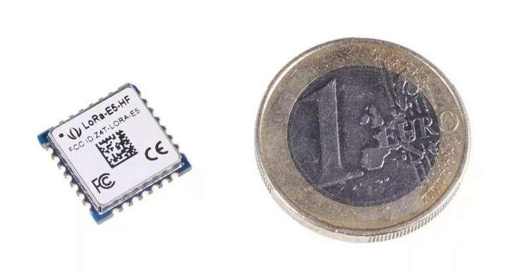 LoRa-E5 (STM32WLE5JC) module