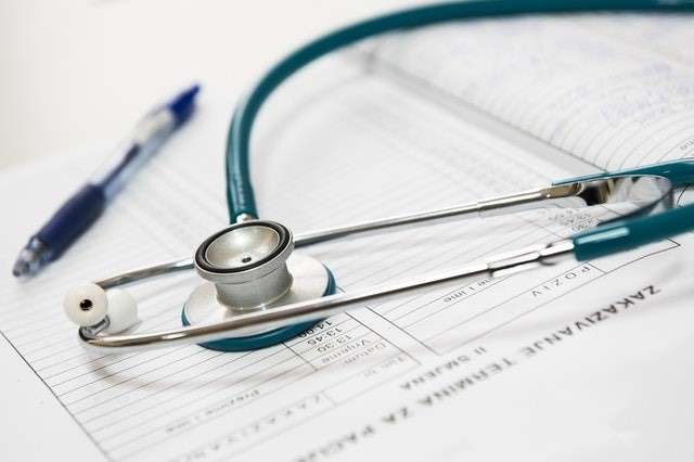 medical equipment - stethoscope