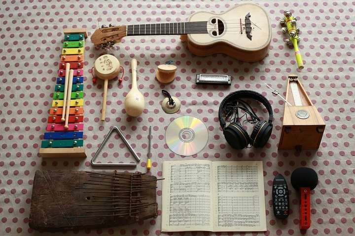 instruments_for_ringtone
