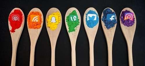 social media marketing mix