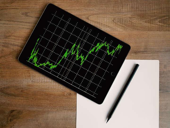 finance_ chart