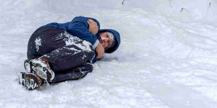 Hypothermia and frostbite