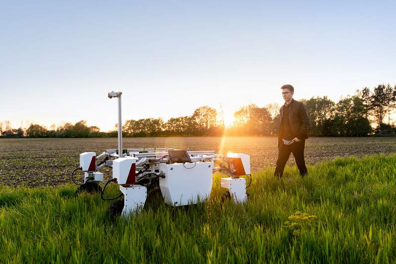 harvesting robot