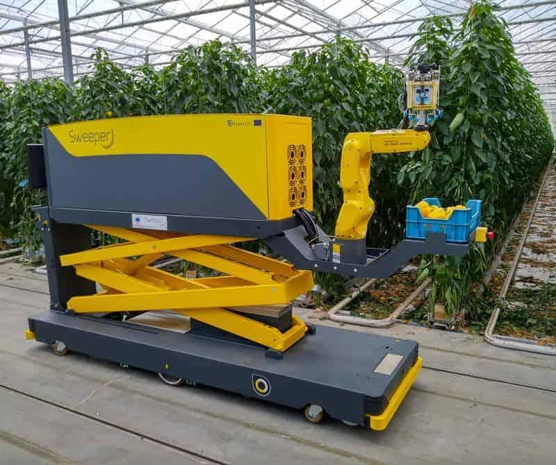 greenhouse robot